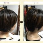 美容師さんは 自分の髪は自分で切ってるの???