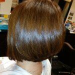 暗い白髪染めを 明るくする方法。